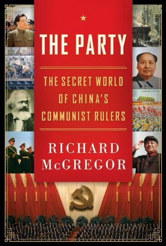 The best books on The Decline of the West: The Party by Richard McGregor