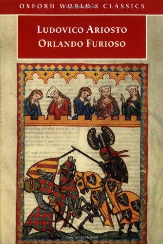 The Best Italian Literature - Orlando Furioso by Ludovico Ariosto