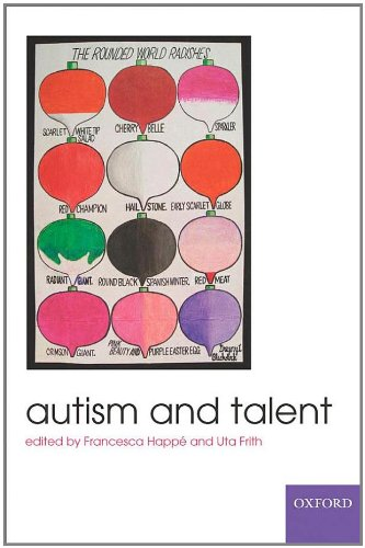The best books on Autism - Autism and Talent by Uta Frith & Uta Frith, Francesca Happe