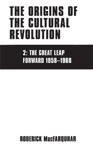 The best books on The Cultural Revolution - The Origins of the Cultural Revolution, Volume 2 by Roderick MacFarquhar