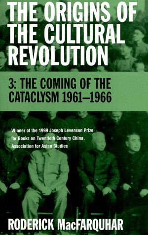 The best books on The Cultural Revolution - The Origins of the Cultural Revolution, Volume 3 by Roderick MacFarquhar