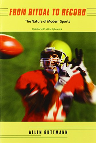 The best books on Global Sport - From Ritual to Record by Allen Guttmann