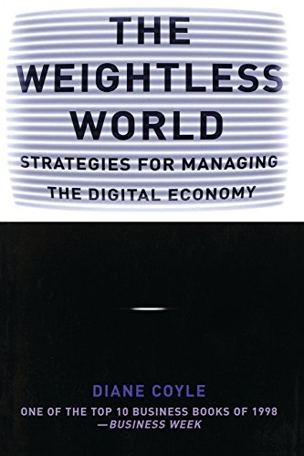 Best Economics Books of 2016 - The Weightless World by Diane Coyle