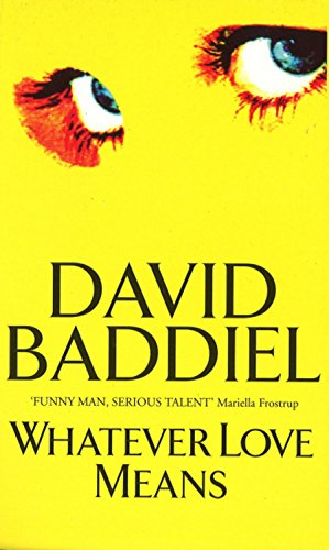 The best books on Football - Whatever Love Means by David Baddiel