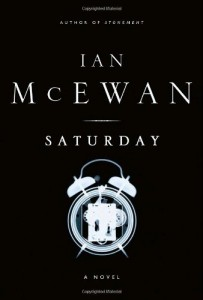 The best books on Mind and The Brain - Saturday by Ian McEwan