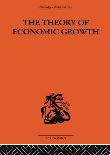 The best books on Economic Development - The Theory of Economic Growth by W Arthur Lewis