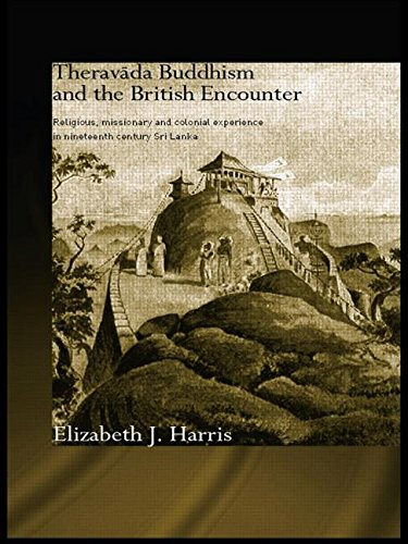 Elizabeth Harris recommends the best Introductions to Buddhism - Theravada Buddhism and the British Encounter by Elizabeth Harris