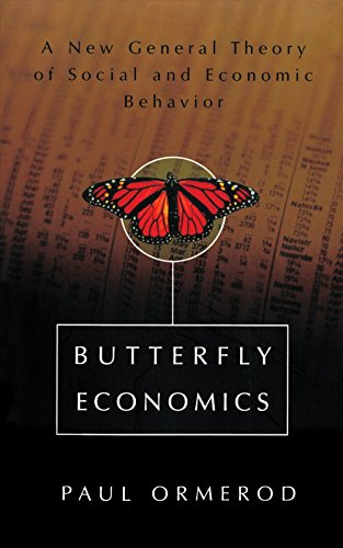 The best books on Economics - Butterfly Economics by Paul Ormerod