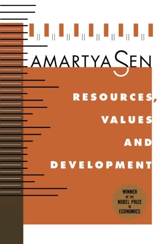 The best books on Economic Development - Resources, Values and Development by Amartya Sen