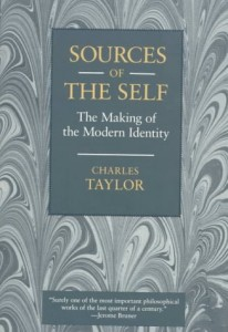 The best books on Crashes - Sources of the Self by Charles Taylor