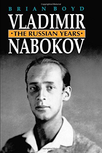 The best books on Vladimir Nabokov - Vladimir Nabokov by Brian Boyd