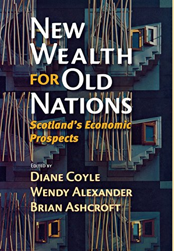 The best books on Economics - New Wealth for Old Nations by Diane Coyle