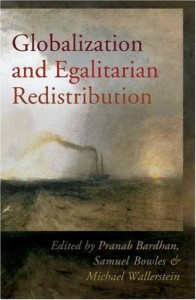 The best books on Economic Development - Globalization and Egalitarian Redistribution by Pranab Bardhan