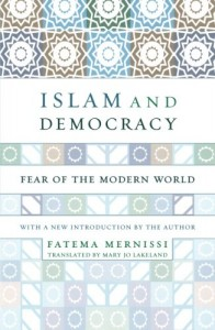 The best books on Islam and Feminism - Islam and Democracy by Fatima Mernissi