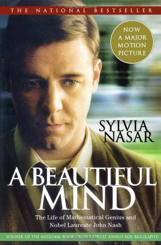 The best books on Game Theory - A Beautiful Mind by Sylvia Nasar