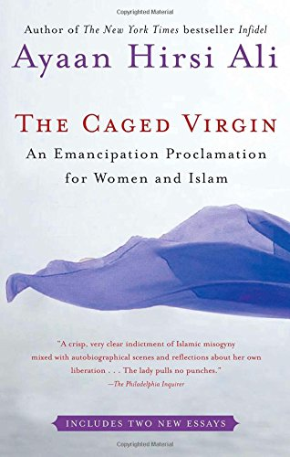 The best books on Women and Islam - The Caged Virgin by Ayaan Hirsi Ali