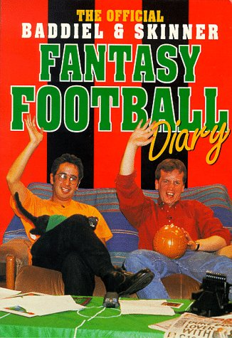 The best books on Football - The Official Baddiel and Skinner Fantasy Football Diary by David Baddiel