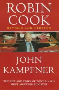 The best books on Freedom - Robin Cook by John Kampfner