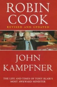 The best books on Freedom - Robin Cook by John Kampfner