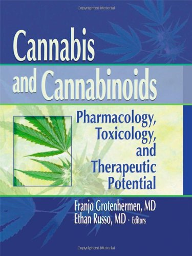 The best books on Medicinal Marijuana - Cannabis and Cannabinoids by Franjo Grotenhermen and Ethan Russo