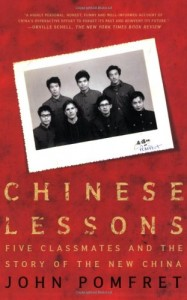 The best books on The Chinese Communist Party - Chinese Lessons by John Pomfret
