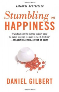 The best books on Happiness - Stumbling on Happiness by Daniel Gilbert