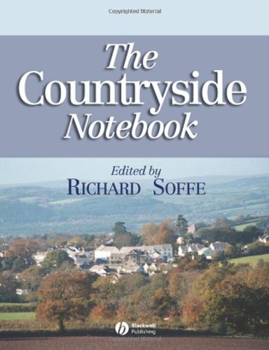The best books on The English Countryside - The Countryside Notebook by Paul Brassley & Richard Soffe with contributions by Paul Brassley