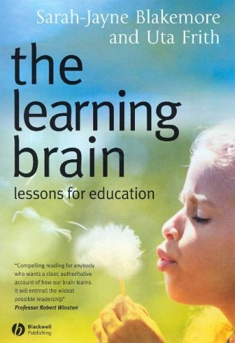 The best books on Mind and The Brain - The Learning Brain by Sarah-Jayne Blakemore & Uta Frith, Sarah-Jayne Blakemore