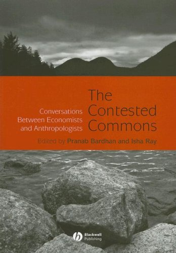 The best books on Economic Development - The Contested Commons by Pranab Bardhan