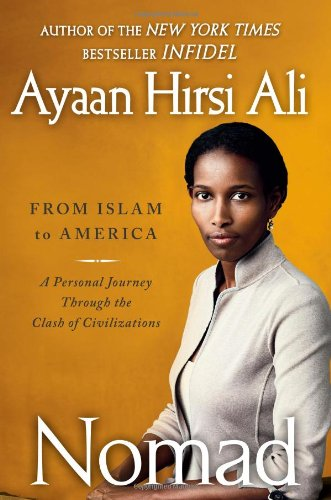 The best books on Women and Islam - Nomad by Ayaan Hirsi Ali