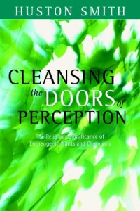 The best books on Drugs - Cleansing the Doors of Perception by Huston Smith