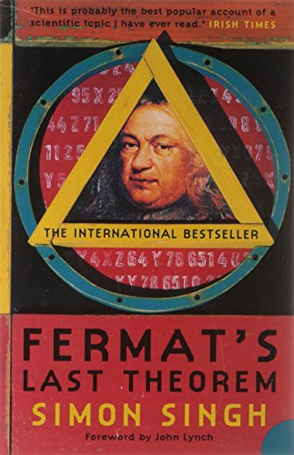 The best books on Mind and The Brain - Fermat's Last Theorem by Simon Singh