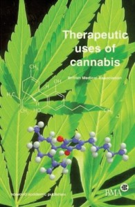The best books on Medicinal Marijuana - Therapeutic Uses of Cannabis by British Medical Association