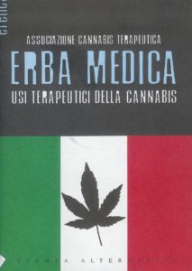 The best books on Medicinal Marijuana - Erba Medica by Associazione Cannabis Terapeutica
