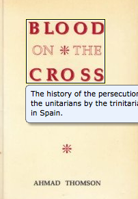 The best books on The Essence of Islam - Blood on the Cross by Ahmad Thomson