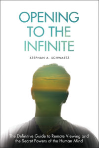 The best books on Premonitions - Opening to the Infinite by Stephan A Schwartz