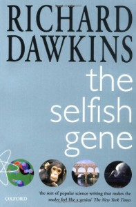 The best books on Quantum Theory - The Selfish Gene by Richard Dawkins