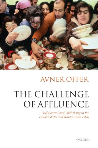 The best books on Inequality - The Challenge of Affluence by Avner Offer