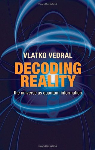 The best books on Quantum Theory: Decoding Reality by Vlatko Vedral