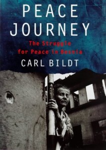 The best books on The Thrill of Diplomacy - Peace Journey by Carl Bildt