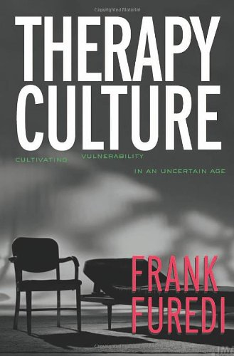 The best books on The Crisis in Education - Therapy Culture by Frank Furedi