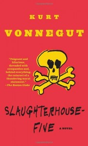 The best books on Time and Eternity - Slaughterhouse Five by Kurt Vonnegut