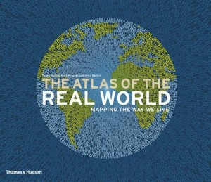 The best books on Modern Britain - The Atlas of the Real World by Danny Dorling