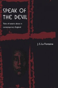 The best books on African Religion and Witchcraft - Speak of the Devil by Jean Fontaine