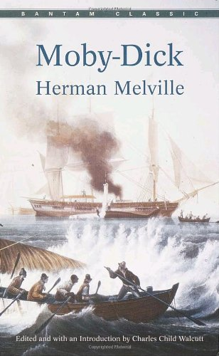 The best books on Evil - Moby-Dick by Herman Melville