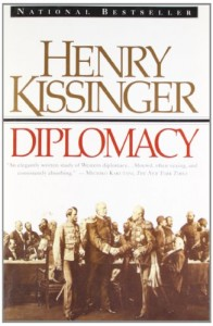 The best books on Negotiation - Diplomacy by Henry Kissinger