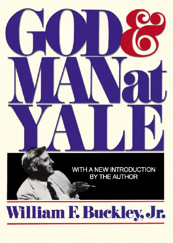 The best books on Conservatism and Culture - God and Man at Yale by William F Buckley Jr