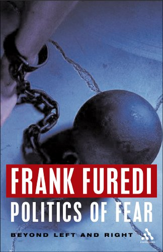 The best books on The Crisis in Education - Politics of Fear by Frank Furedi