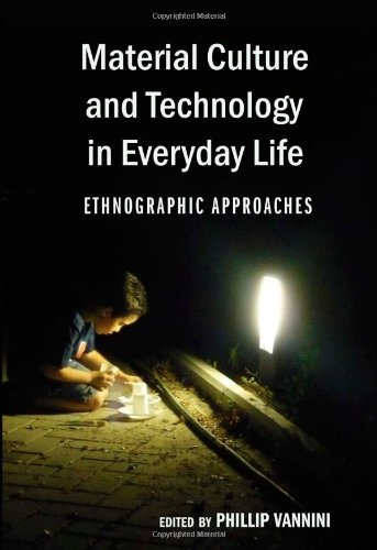 The best books on The Ethnography of Music - Material Culture and Technology in Everyday Life by Phillip Vannini