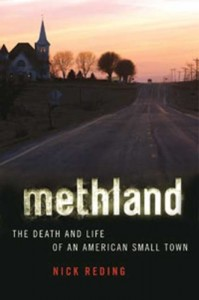 The best books on Evil - Methland by Nick Reding